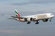Boeing 777-300ER - A6-EGO operated by Emirates