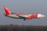 Boeing 737-300 - G-GDFT operated by Jet2