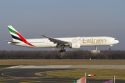 Boeing 777-300ER - A6-EGM operated by Emirates