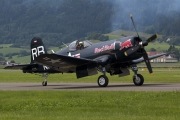 Vought F4U-4 Corsair - OE-EAS operated by The Flying Bulls