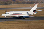 Dassault Falcon 2000EX - CS-DLK operated by NetJets Europe