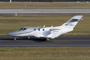 Honda HA-420 HondaJet - OK-HDJ operated by Aeropartner a.s.