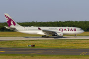 Airbus A330-202 - A7-ACA operated by Qatar Airways