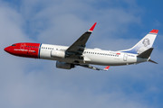 Boeing 737-800 - SE-RRG operated by Norwegian Air Sweden