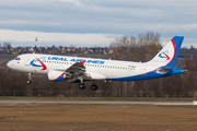 Airbus A320-214 - VP-BKX operated by Ural Airlines