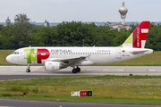 Airbus A319-111 - CS-TTD operated by TAP Portugal