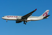 Airbus A330-202 - A7-ACM operated by Qatar Airways