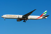 Boeing 777-300ER - A6-EGW operated by Emirates