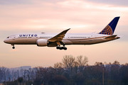Boeing 787-9 Dreamliner - N26967 operated by United Airlines
