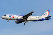 Airbus A320-214 - VP-BTZ operated by Ural Airlines