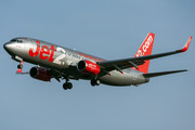Boeing 737-800 - G-JZHY operated by Jet2