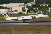 Embraer ERJ-145EP - CS-TPM operated by Portugália Airlines
