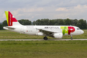 Airbus A319-111 - CS-TTE operated by TAP Portugal