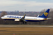 Boeing 737-800 - EI-DCY operated by Ryanair