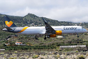 Airbus A321-211 - D-ATCB operated by Condor