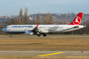 Airbus A321-231 - TC-JSU operated by Turkish Airlines