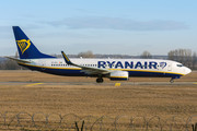 Boeing 737-800 - EI-DYL operated by Ryanair