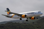 Airbus A320-212 - D-AICF operated by Condor
