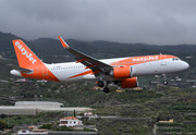 Airbus A320-251N - G-UZHT operated by easyJet