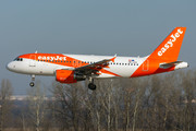 Airbus A319-111 - OE-LKA operated by easyJet Europe