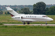 Hawker Beechcraft 750 - CS-DUB operated by NetJets Europe