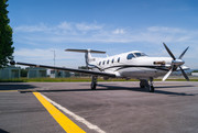 Pilatus PC-12/47E - T7-PBL operated by Private operator