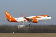 Airbus A320-251N - G-UZHS operated by easyJet