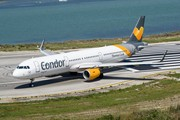 Airbus A321-211 - D-ATCE operated by Condor