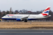 Embraer E170STD (ERJ-170-100STD) - G-LCYD operated by BA CityFlyer