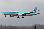 Boeing 777F - HL8226 operated by Korean Air Cargo