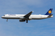 Airbus A321-131 - D-AIRP operated by Lufthansa
