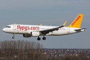 Airbus A320-214 - TC-DCL operated by Pegasus Airlines