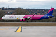 Airbus A321-231 - HA-LXT operated by Wizz Air