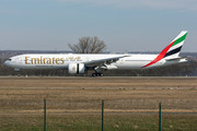 Boeing 777-300ER - A6-ENZ operated by Emirates
