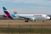 Airbus A320-216 - D-ABZE operated by Eurowings