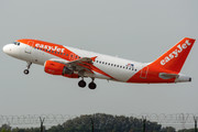 Airbus A319-111 - OE-LQL operated by easyJet Europe