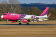 Airbus A320-232 - HA-LWV operated by Wizz Air