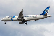 Airbus A220-300 - SU-GFF operated by EgyptAir