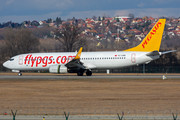 Boeing 737-800 - TC-CRB operated by Pegasus Airlines