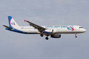 Airbus A321-231 - VQ-BGX operated by Ural Airlines