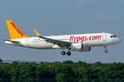 Airbus A320-251N - TC-NCF operated by Pegasus Airlines