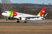 Airbus A320-214 - CS-TNV operated by TAP Portugal