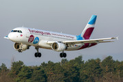 Airbus A320-214 - D-ABHC operated by Eurowings