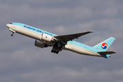 Boeing 777F - HL8046 operated by Korean Air Cargo