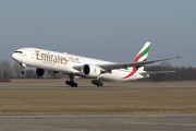 Boeing 777-300ER - A6-EGU operated by Emirates