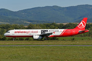 Airbus A321-131 - TC-AGI operated by Atlasglobal