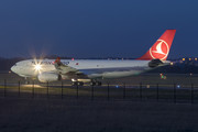 Airbus A330-243F - TC-JDP operated by Turkish Airlines Cargo