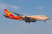 Boeing 747-400F - B-2432 operated by Suparna Airlines