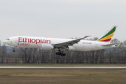 Boeing 777F - ET-AVQ operated by Ethiopian Cargo