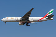 Boeing 777F - A6-EFF operated by Emirates SkyCargo